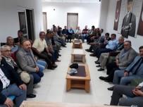 Bolvadin'de 'Huzur Toplantısı' Yapıldı