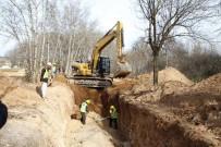 Bozova'da Alt Yapı Çalışmaları Devam Ediyor