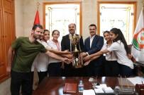 Büyükşehir Belediyespor'un Başarısı Sürüyor
