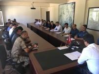 Çaldıran'da 'Okul Güvenliği Değerlendirme Toplantısı' Yapıldı