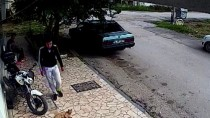Çalıntı Motosikletle Kaza Yapan Şüpheliler Yakalandı