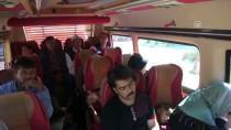 GÜLPıNAR - Çanakkale'de 98 Düzensiz Göçmen Yakalandı