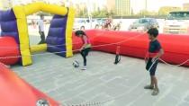VALENCIA - Çocukları, Teknoloji Bağımlılığından Sporla Koruyacaklar