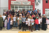EBRU SANATı - Dezavantajlı Ailelere Madde Bağımlığı Eğitimi Verildi