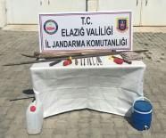 Elazığ'da Kaçak Kazı Operasyonu Açıklaması 10 Gözaltı