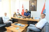 DIYALOG - Emniyet Müdürü Ve Jandarma Komutanına Hayırlı Olsun Ziyareti