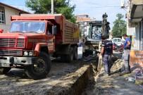 Erbaa Belediyesi İçme Suyu, Kanalizasyon Ve Yağmur Suyu Altyapı Çalışması Başlattı.