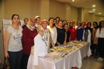 Erzinli Kadınların El Emeği Göz Nuru Eserleri Sergileniyor