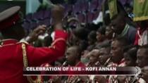 ANTONIO GUTERRES - Eski BM Genel Sekreteri Kofi Annan Son Yolculuğuna Uğurlandı