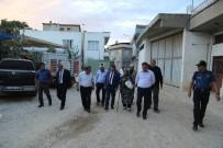 Ezine'de Seferşah Camii Restorasyon Çalışmaları Devam Ediyor