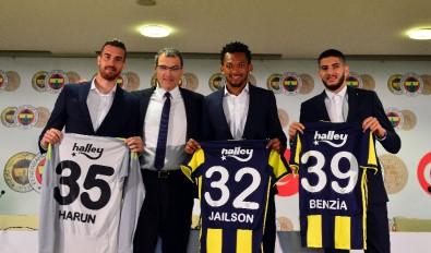 F.Bahçe'nin yeni transferleri imzayı attı
