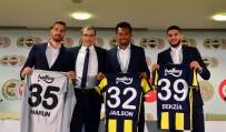 MEHMET TOPAL - F.Bahçe'nin yeni transferleri imzayı attı