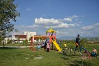 SALUR - Gediz'de Her Mahalleye Yaşam Ve Mahalle Parkı Projesi Hayata Geçirildi