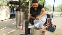 Gömeç'te Üretilen 'Balzamik' Sirke Her Derde Deva