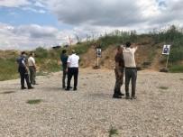 Göreve Yeni Başlayanlara Silah Eğitimi