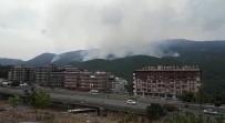İŞ MAKİNASI - Hatay'daki Yangın Kısmen Kontrol Altında