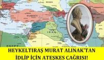Heykeltıraş Murat Alınak'tan İdlip İçin Ateşkes Çağrısı!