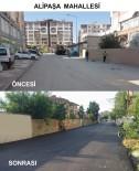 ŞEREFIYE - İpekyolu Belediyesinin Yol Çalışmaları