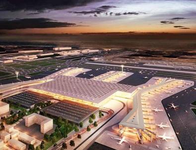 Yeni Havalimanı'nın taşımacılık ihalesi iptal edildi