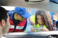 TRAFİK GÜVENLİĞİ - Jandarmadan Öğrencilere Trafik Eğitimi