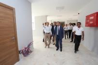 Kale MYO'nun Yeni Binası Yeni Eğitim-Öğretim Yılında Hizmete Açılacak