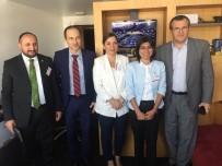 YARGI SİSTEMİ - Karayel'den Avrupa Parlamentosu'na Ziyaret