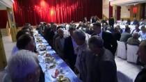 Kaymakam Şahin'e Veda Programı