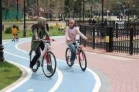 GÜMÜŞDERE - Keçiörenli Bisikleti Çok Sevdi
