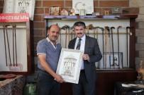 Kihbi Başkanı Ulu'nun Ahlat Ziyareti