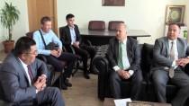 KASTAMONU ÜNIVERSITESI - Kırgızistan Heyetinden Kastamonu Ziyareti