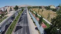 Kırşehir, Park Ve Bahçeler Müdürlüğü Çalışmaları İle Yeşilleniyor