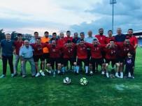 Kurumlar Arası Futbol Turnuvası'nda Çeyrek Finale Doğru