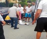 GENÇ KADIN - Lüks Otomobile Silahla Saldırı