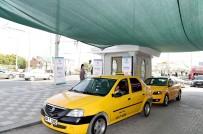 Malatya'da Modern Taksi Durakları Yapılıyor