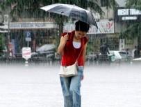 DOĞU AKDENİZ - Meteoroloji İstanbul için saat verdi!