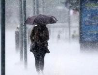 SARIYER - Meteoroloji'den İstanbul'da 10 ilçe için sel uyarısı