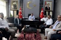 Milletvekili Aydın Ve Fırat Kahta'daki STK Temsilcileri İle Buluştu