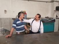 Milletvekili Özdemir'den Meram Esnafına Ziyaret