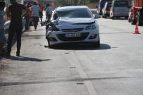 Otomobil Motosiklete Çarptı Açıklaması 1 Ölü