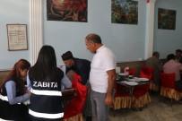 ÖZALP BELEDİYESİ - Özalp'ta Lokanta Ve Dönerciler Denetledi