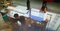 AYRANCıLAR - Pastane Hırsızı Kamerada