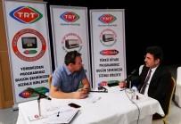 Rektör Karacoşkun TRT GAP Radyosu'nun Konuğu Oldu