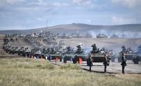 MOĞOLISTAN - Rus ordusundan devasa geçit töreni