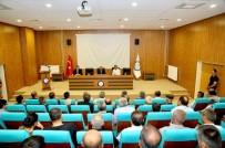 Şırnak'ta Güvenlik Tedbirleri Toplantısı Yapıldı