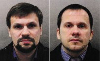 LONDRA - Skripal'i Zehirlenmekle Suçlanan Ruslardan 'Turist' İddiası