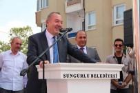 PATLAMIŞ MISIR - Sungurlu Belediyesi 100 Çocuğu Sevindirdi