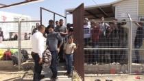 ZEYTIN DALı - Suriyeliler Ülkelerine Dönüyor