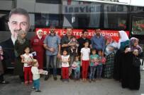 ESENYURT BELEDİYESİ - Suriyelilerin Ülkelerine Dönüşü Hızla Devam Ediyor