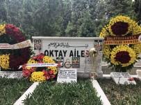GALATASARAY BAŞKANı - Taçsız Kral Metin Oktay Mezarı Başında Anıldı