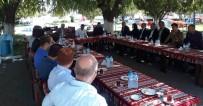 ÖĞRETMENEVI - Tatvan'da Koordinasyon Toplantısı Yapıldı